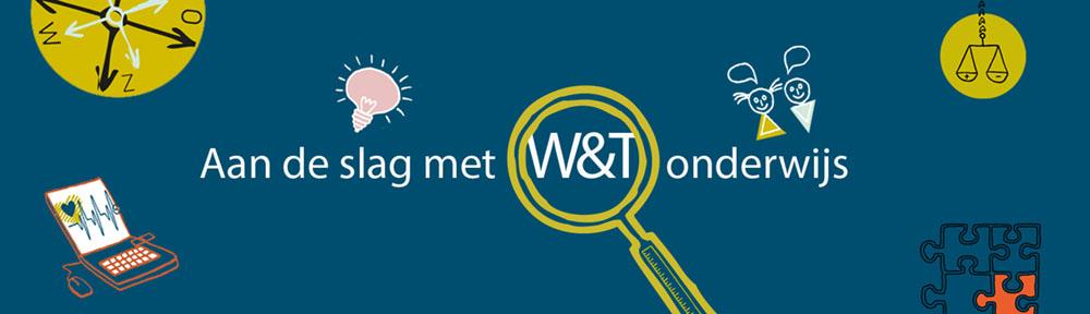 Aan de slag met W&T